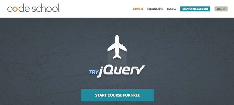 Codeschool jquery