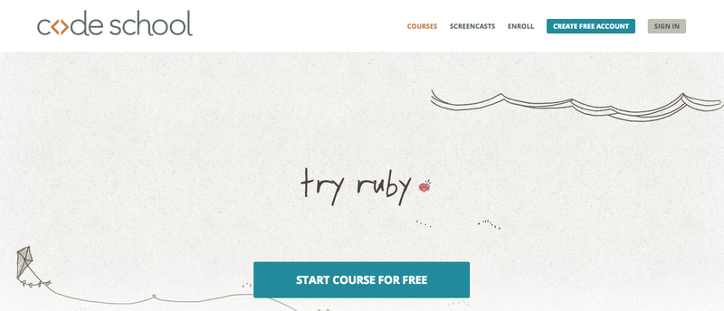 Tryruby codeschool